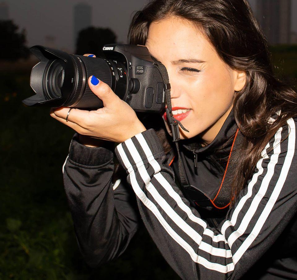 התמונה של מיכל קושרוב - צילום מקצועי