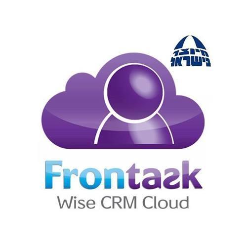 התמונה של Frontask מערכת CRM שמבינה עסקים