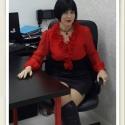 התמונה של אדריאנה קודלקו. מומחית להעברת מסרים שיווקים.