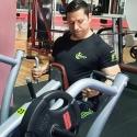 התמונה של אייל שריג. מאמן כושר אישי מפתח שיטת fitin
